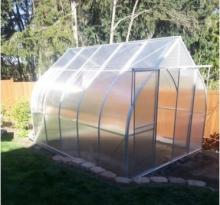 9x12 Climapod Hobby Greenhouse Complete Kit 139900 The